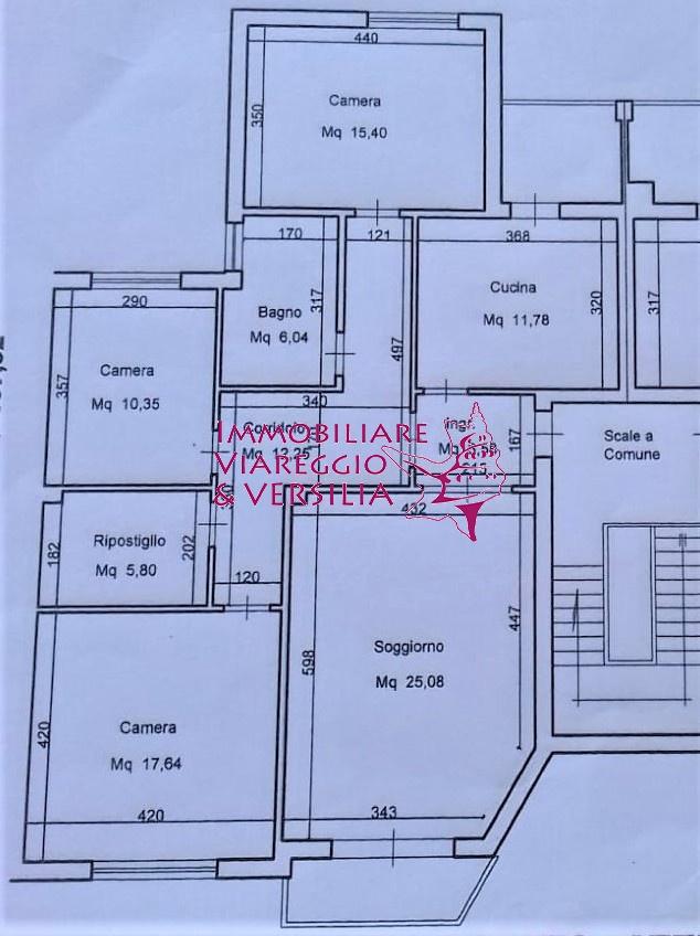 APPARTAMENTO in VENDITA a VIAREGGIO - MARCO POLO